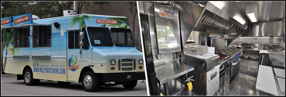 Fast Food Trucks